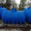 Esővízgyűjtő tartály 8m3